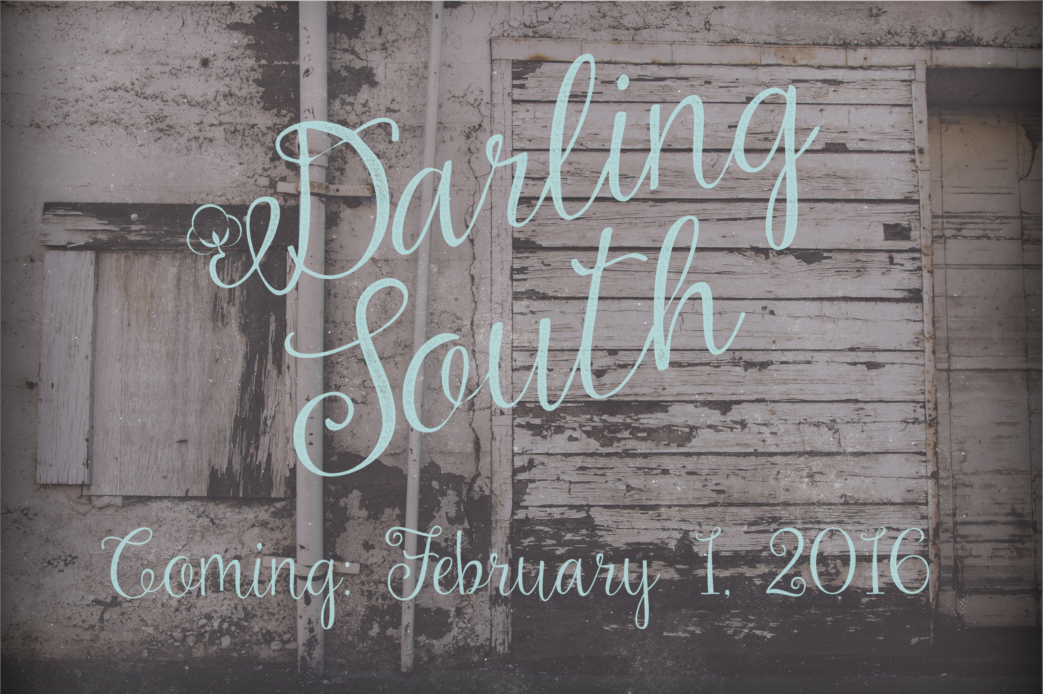 Darling South Coming Soon