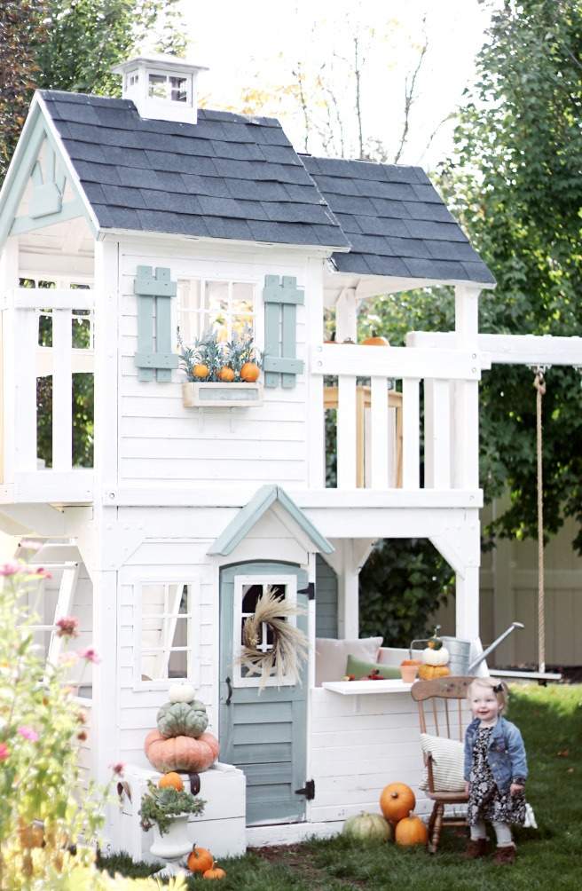 15 Fall Porches to Inspire - Darling South
